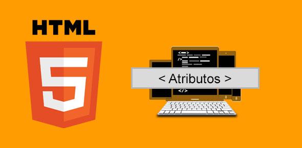 Atributos HTML