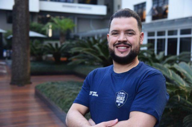 Everton Arantes, o fundador da Prime Control (Foto: Yahoo Finanças)